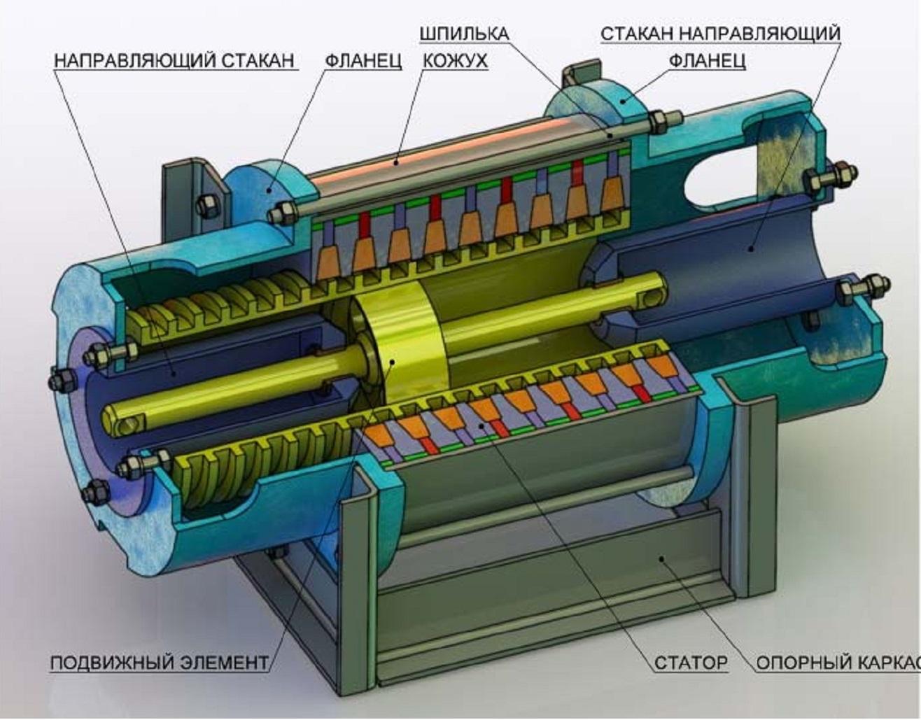 электрическая схема пресса впо-20а
